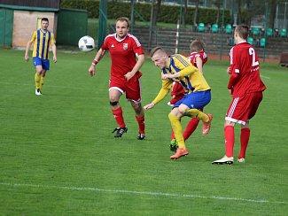 Bohumín nedal ani gól a prohrál.