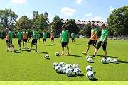 MFK Karviná zahájil letní přípravu.
