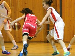 Basketbalové kadetky Havířova obsadily sedmou pozici po základní části.
