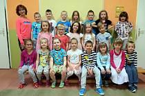 Třída Včeličky, MŠ Klubíčko v ulici Sukova, Havířov
