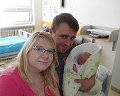 Danielek se narodil 29. října paní Nikole Cinkrautové z Českého Těšína. Po porodu dítě vážilo 2730 g a měřilo 48 cm.