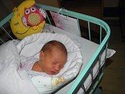 Emilie Tomisová se narodila 2. října paní Nikole Tomisové z Karviné. Porodní váha holčičky byla 2870 g a míra 48 cm.
