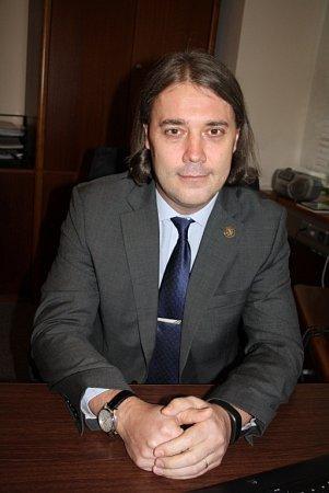 Rektor Slezské univerzity Pavel Tuleja.