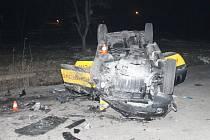 Nehoda ve Stonavě.