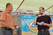 Hostem Deníku byl starosta Bohumína Petr Vícha, se kterým vedl rozhovor redaktor Karvinského deníku Vítězslav Fejfar.