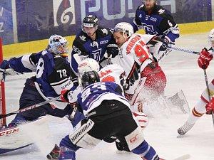 Hokej: Havířov - Prostějov