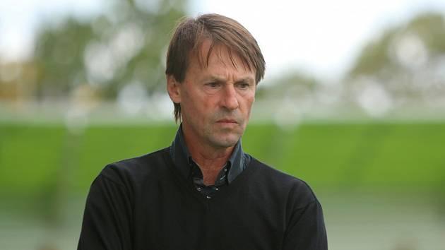 Trenér František Straka spokojen nebyl.