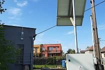 V Petrovicích zkoušejí nový systém sledování kvality ovzduší.