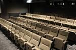 Kino Centrum po celkové rekonstrukci.