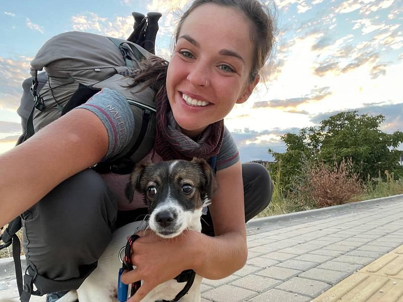 Nicolette Havlová, mladá cesrtovatelka z Havířova, zvládla za 104 dní pěší cestu z havířova do Istanbulu. Fotografie pořídila na cestě přes Rumunsko a Turecko.