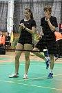 V Orlové začalo mezinárodní mistrovství ČR juniorů v badmintonu.