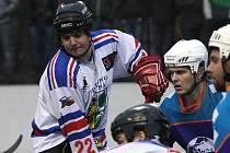 Hokejbalistům se nepovedlo o víkendu pořádně zabodovat.