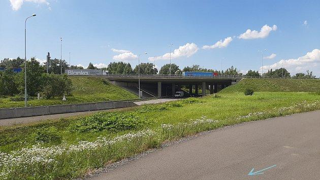 Bohumín-Vrbice, srpen 2021.