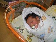Danielek se narodil 29. listopadu mamince Denise Makulové z Orlové. Po narození chlapeček vážil 3370 g a měřil 51 cm.