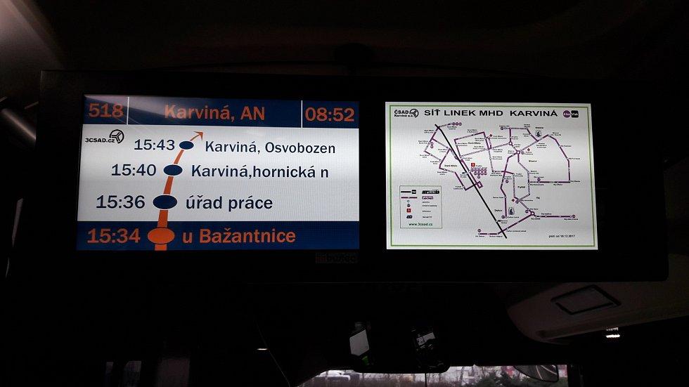 Autobusy 3ČSAD. Ilustrační foto.