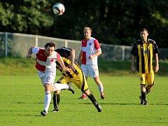 Orlovští fotbalisté se tentokrát doma střelecky neprosadili.