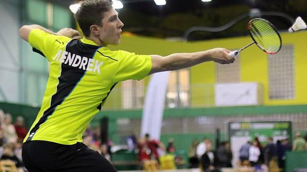 Adam Mendrek se v Karviné blýskl vyřazením Milana Ludíka a ve finále trápil i Petra Koukala.