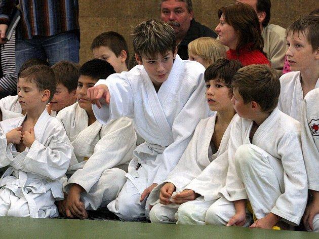 Mladí judisté absolvovali další turnaje.