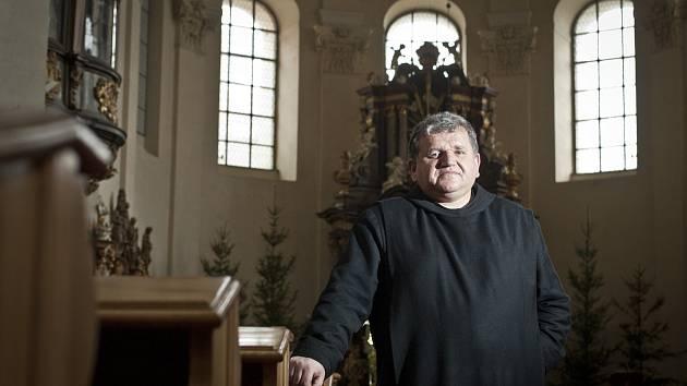 Petr Prokop Siostrzonek. Nový opat kláštera na Břevnově má kořeny v Českém Těšíně.