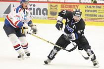 Havířovští hokejisté vyhráli první finále s Karvinou nečekaně vysoko.