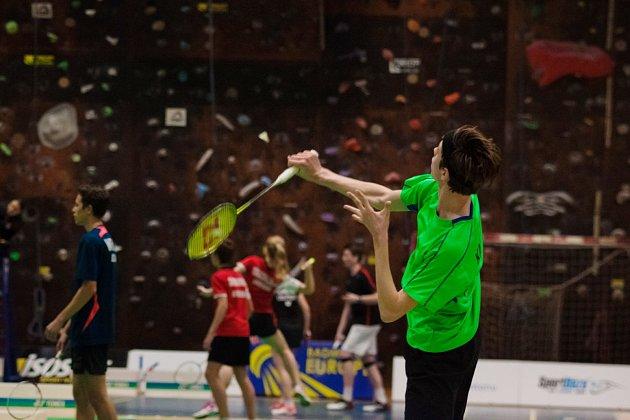 Mezinárodní badmintonový podnik vOrlové.