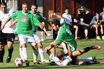 Fotbalisté ČSAD mají na jaře solidní formu.