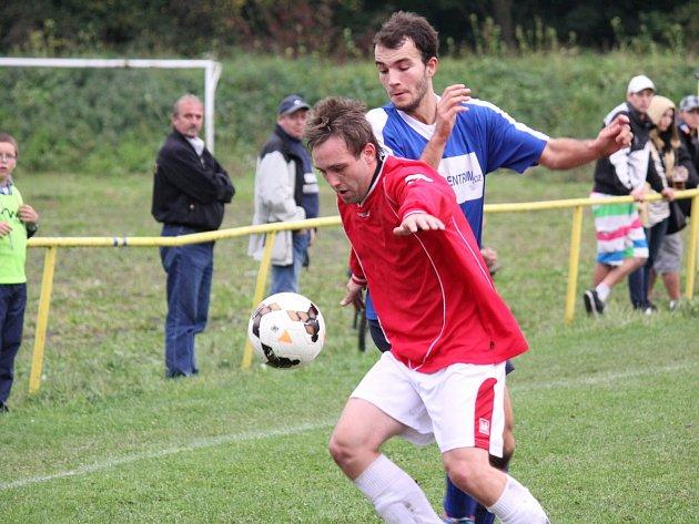 A další tři body. Fotbalisté ČSAD Havířov pořádně oživili své šance na udržení v soutěži.
