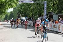 Jasnou sportovní jedničkou v tomto týdnu na Karvinsku je cyklistická Gracia.