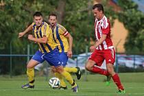 Orlovským fotbalistům se nedařilo ani ve Vendryni.