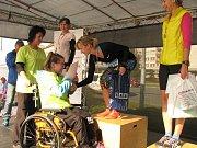 Havířovská desítka 2016, vyhlášení vítězů běhu na 10 km.