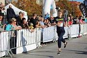 Mezi dětmi je běh velmi populární.
