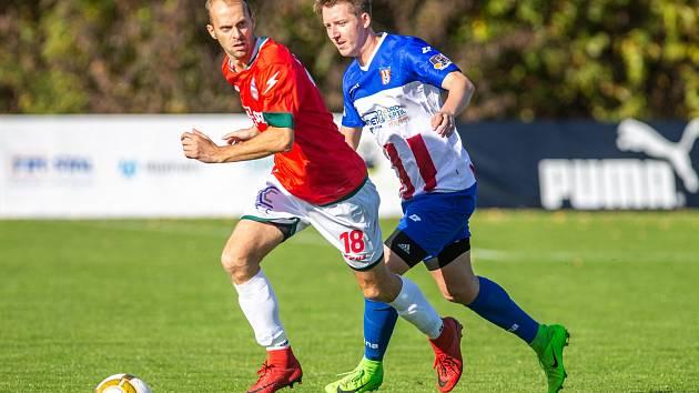 Albrechtice bavily na podzim ofenzivním fotbalem.