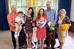 Vítání občánků města Havířova, 26. května 2019.