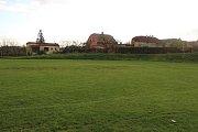 V Lutyni vznikly i tréninkové plochy pro děti.
