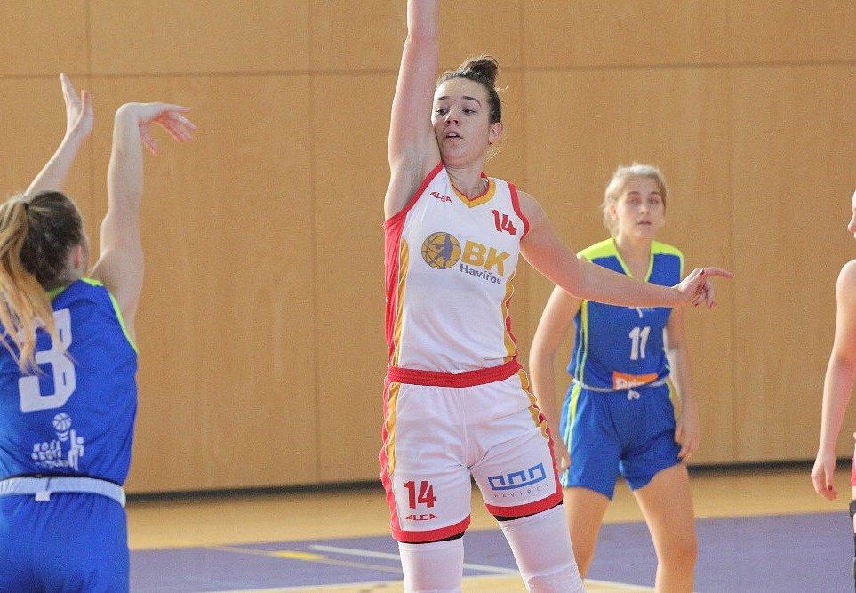 Basketbalistky Havířova si zahrají pohárový duel. Spoléhají na podporu fanoušků.