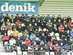 Zaplněné ochozy si v neděli přeje vedení karvinského klubu a hlavně hráči.
