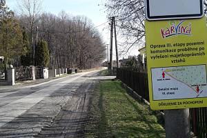 Mickiewiczova ulice v Karviné
