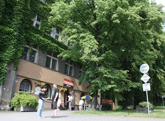 Historický dům vcentru staré Orlové by město rádo prodalo.