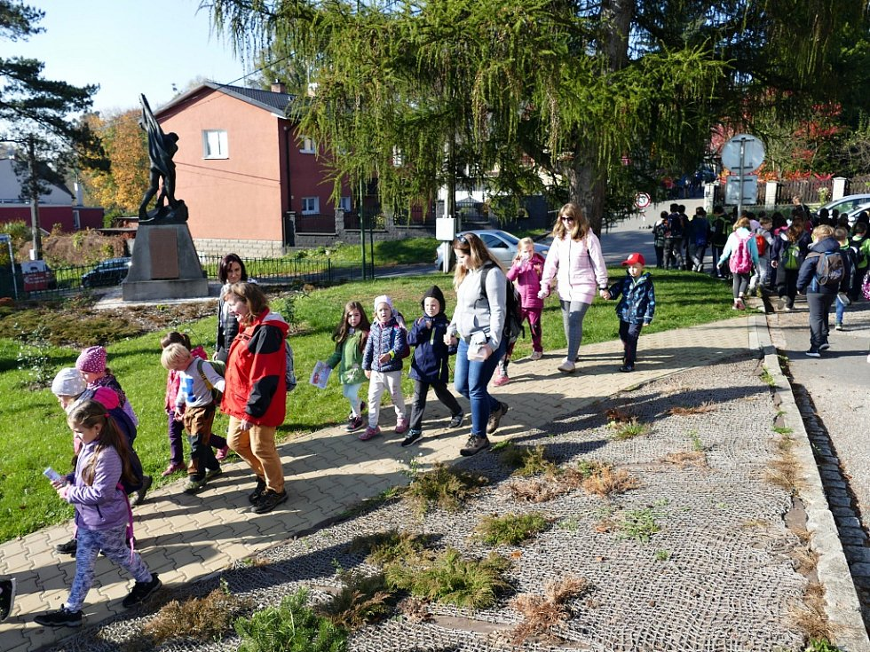 Projektový den ZŠ v Šenově zaměřený na IZS.