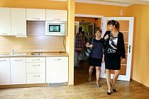 Dům pro seniory Bílá podkova uspořádal den otevřených dveří.