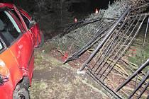 Nehoda v Bohumíně.