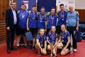 Havířovský tým dorostenek dosáhl na zlato z domácího mistrovství. Dorostenci skončili stříbrní.