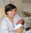 Vojtíšek se narodil 7. listopadu mamince Janě Pawlasové z Havířova. Porodní váha chlapečka byla 3110 g a míra 50 cm.