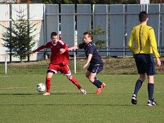 Orlovským fotbalistům se přestalo dařit.