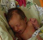 Bára Papeschová se narodila 3. dubna paní Markétě Papeschové z Karviné. Když přišla holčička na svět, vážila 2380 g a měřila 47 cm.