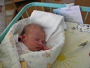 Vojtíšek Pyško se narodil 1. dubna paní Anetě Pyškové z Hrádku. Po narození miminko vážilo 3720 g a měřilo 51 cm.