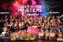 Tanečnice bohumínského souboru radost Impuls získaly na soutěži Czech Dance Master v Praze řadu medailí. V dětské kategorii získaly titul Mistra mistrů.
