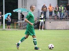 Petr Tomašák končí kariéru fotbalisty.