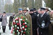 Ve Stonavě se v sobotu konal vzpomínkový akt při příležitosti 100 let od vypuknutí Sedmidenní války a zavraždění 20 polských vojáků ve Stonavě 26. 1. 1919.