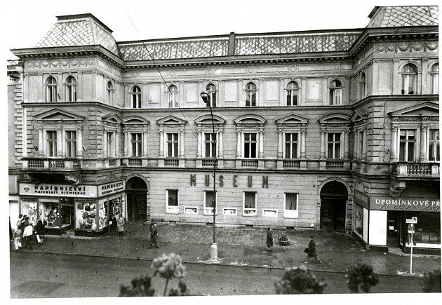 Budova Muzea Těšínska vroce 1973.